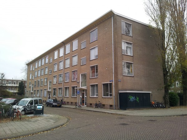 Berthelotstraat 7-12.