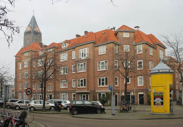 Pienemanstraat.