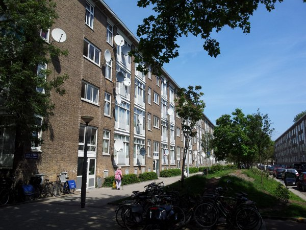 Louise de Colignystraat.