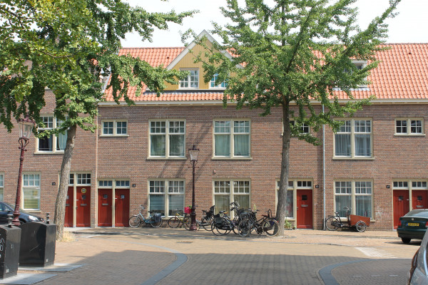 Lombokstraat, na de renovatie.
