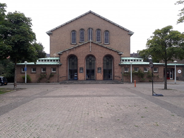 First Church of Christ, Scientist, Richard Wagnerstraat (1936).