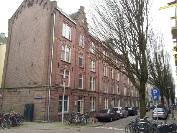 Blankenstraat.